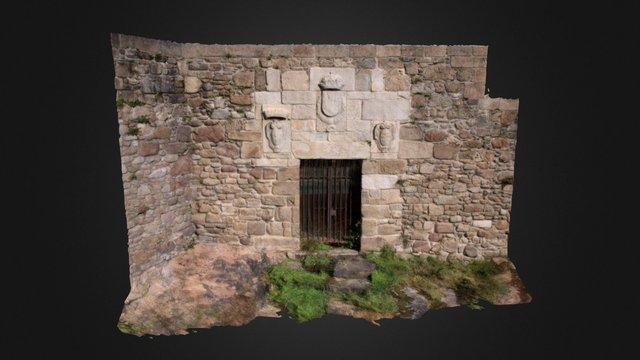 Porta S Miguel 3D Model