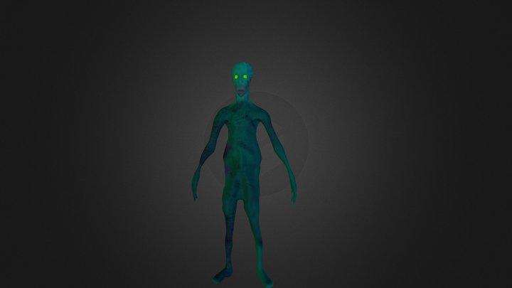 fbxmutant.fbx 3D Model