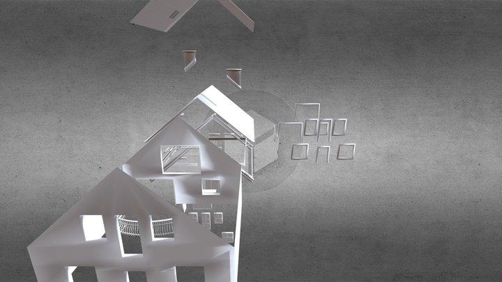 Base Animation 3D Model