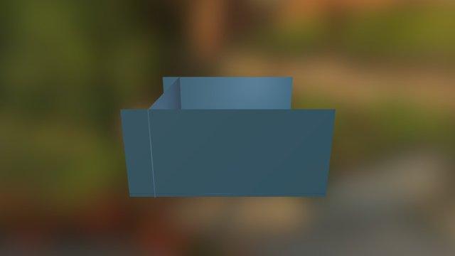Carreta 3D Model