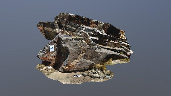 Santa Catalinas MCC 3D Model