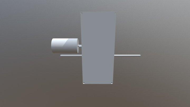 Gearbox 3D Model