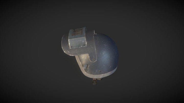 Helm k6-3 3D Model