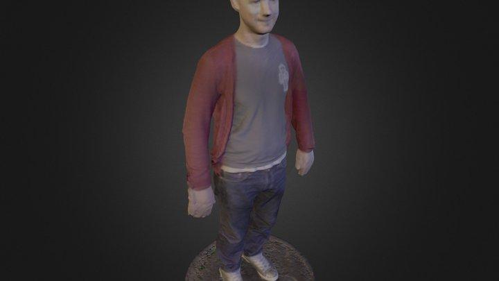 Jed 3D Model