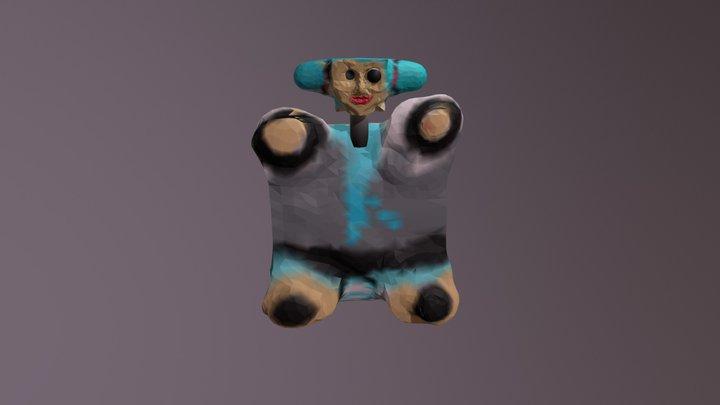 Miku 3D Model