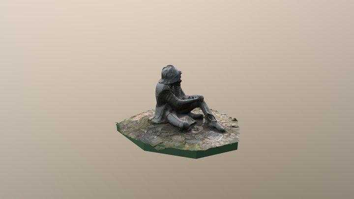 Juquinha da Serra do cipo em Minas Gerais 3D Model