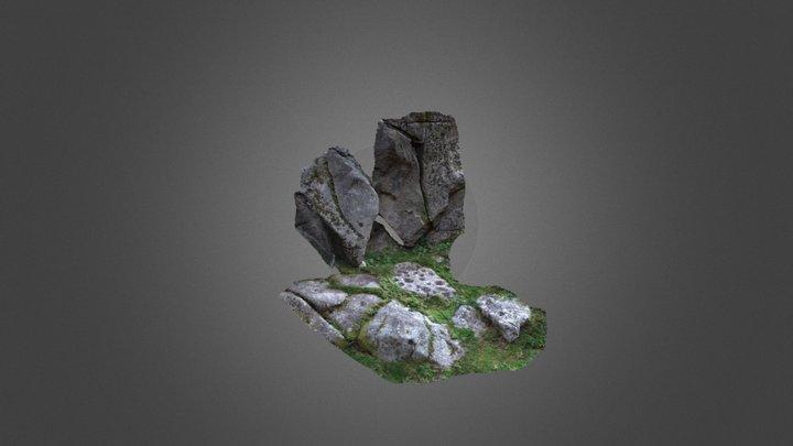 Prousos Magos I 3D Model