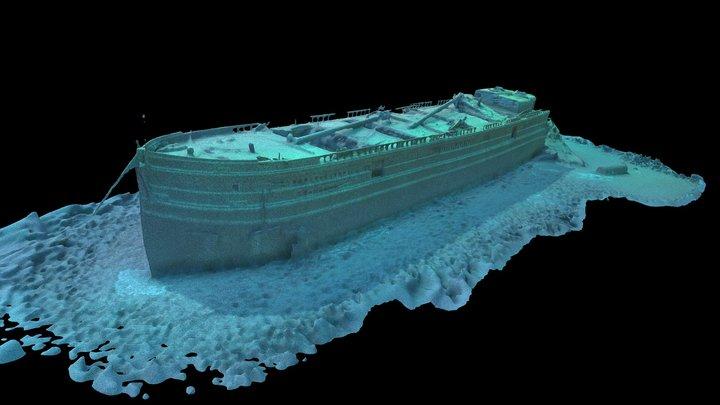 Florida 3D Model