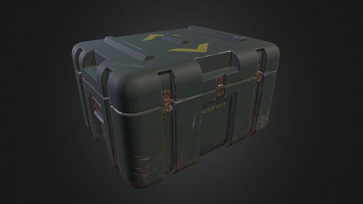 Army Case 3D Model