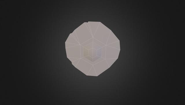 Escudo 3D Model