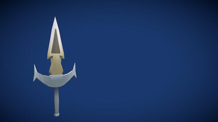 Dagger 3D Model