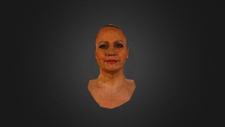 Anja_5 3D Model