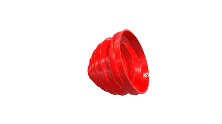 Пыльник ШРУС УАЗ 236022-2304068 3D Model