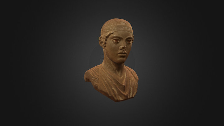 The Aurige Of Delphi 3D Model