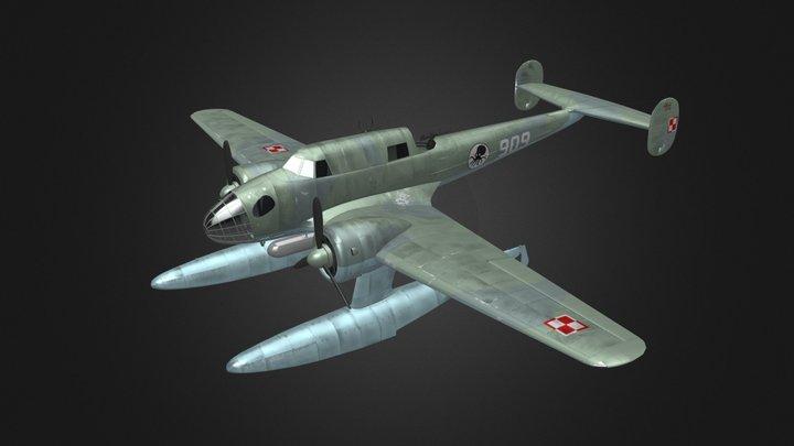 RWD-22 (Low Poly) 3D Model