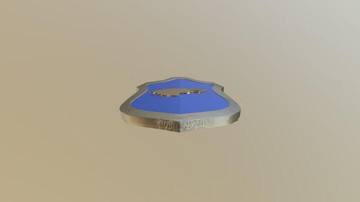GoT Shield 3D Model