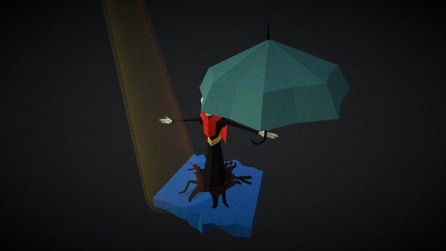 Parasol 3D Model