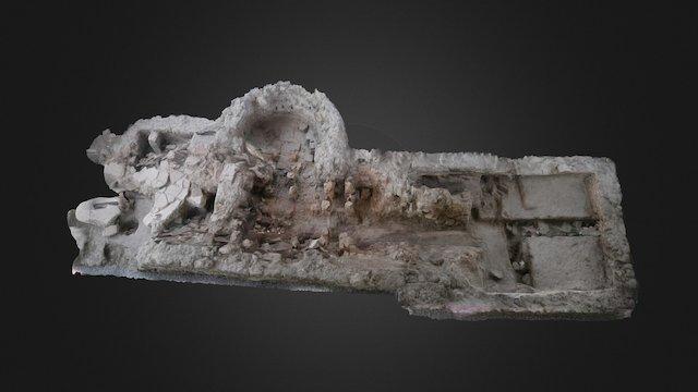 Villa Rustica Peiting 3D Model