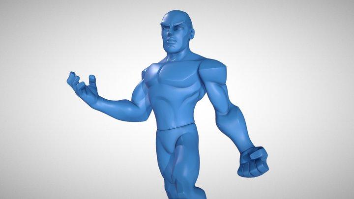 Infinidude Pose A 3D Model
