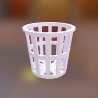 Planter - 3Dponics Snap & Grow Garden 3D Model