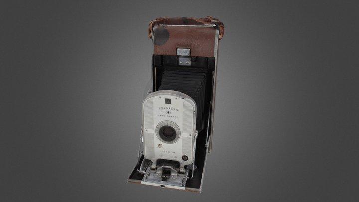 Polaroid Test 3D Model
