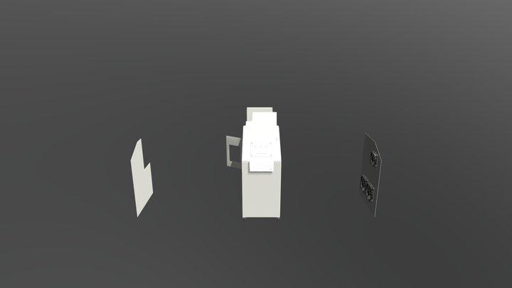 Ccc Model 3D Model