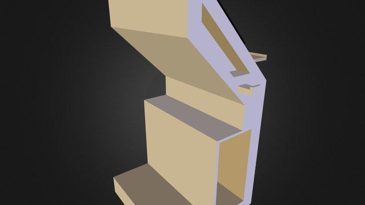 Kios 3D Model