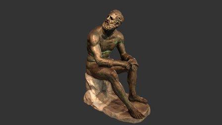 Boxeador (The Boxer) 3D Model