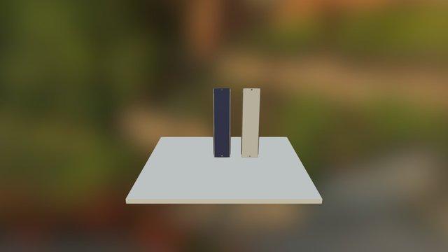 MU Panel 2 3D Model