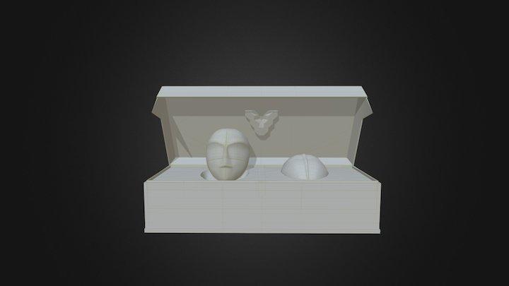 Ego Cure Box 3D Model