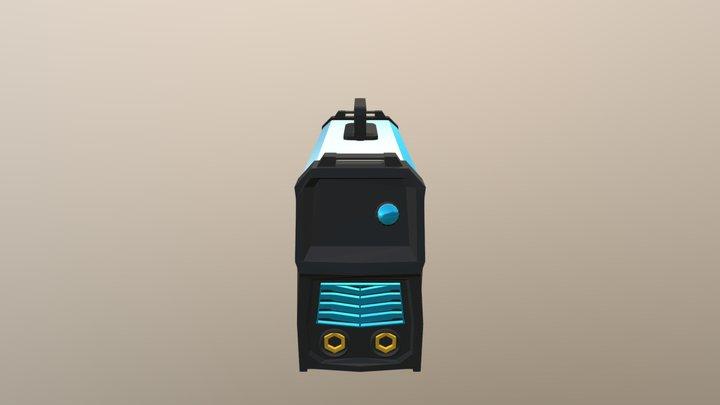 Apparat 001 3D Model