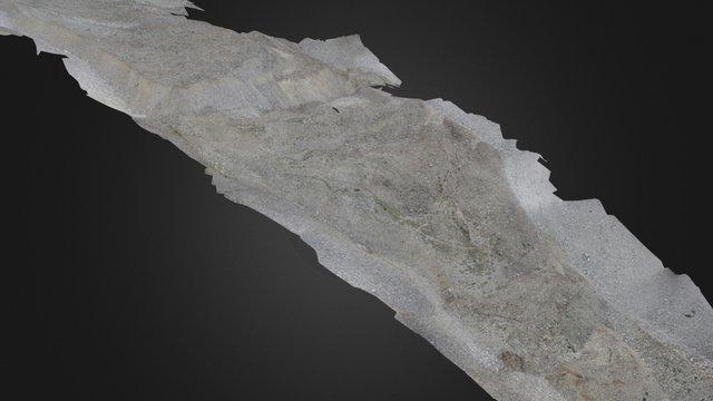 Great Basin Rock Glacier 2015 3D Model