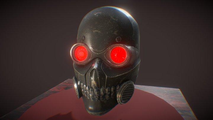 Deathgun from Gun Gale Online (SAO2) 3D Model