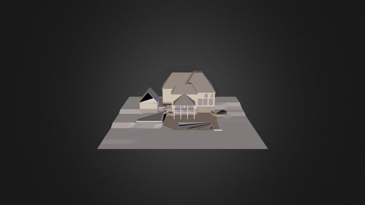 Perilleon 3D Model