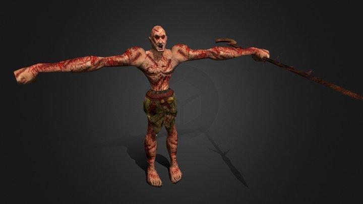 Masochist 3D Model