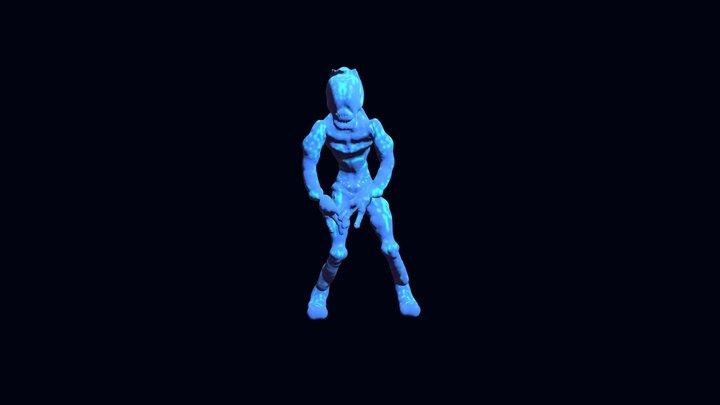 eil4 3D Model