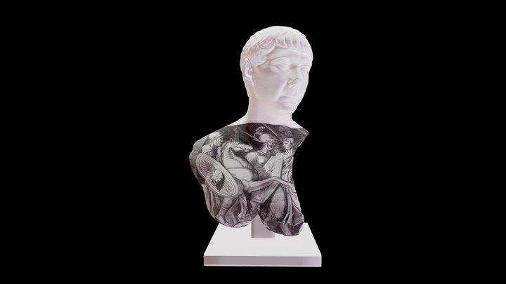 Trajan (Dacicus) final 3D Model