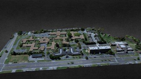 Shannondale Retirement Center 3D Model