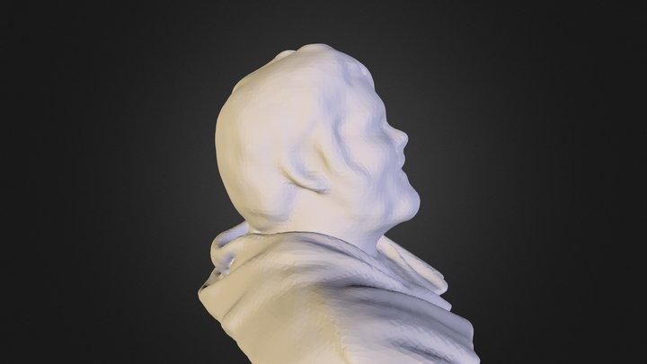 Craig M. Clark 3D Model