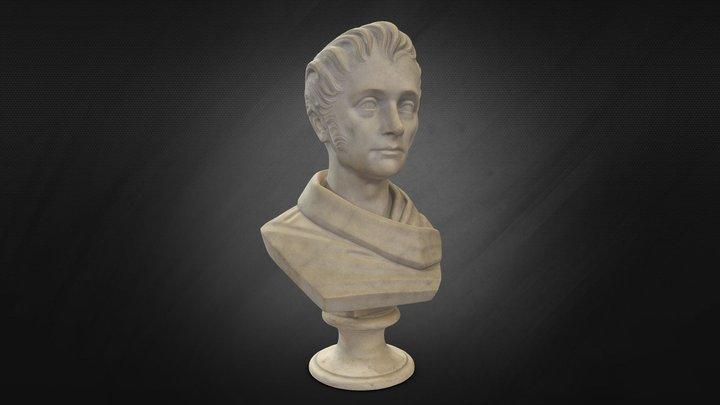 Ferenczy István - Suszter János 3D Model