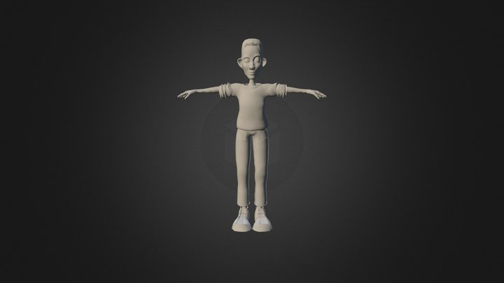 Pete Indy Weather Wenkrogg 3D Model