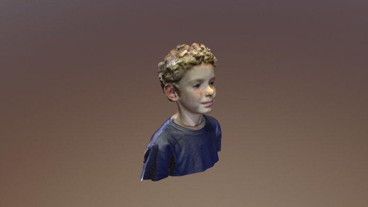Sid- Eliott 3D Model