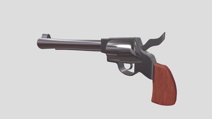 Toon Revalber 3D Model