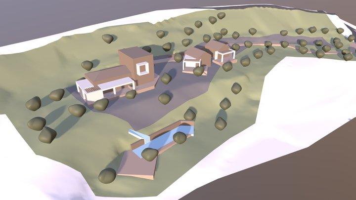 CHRIS 001 3D Model
