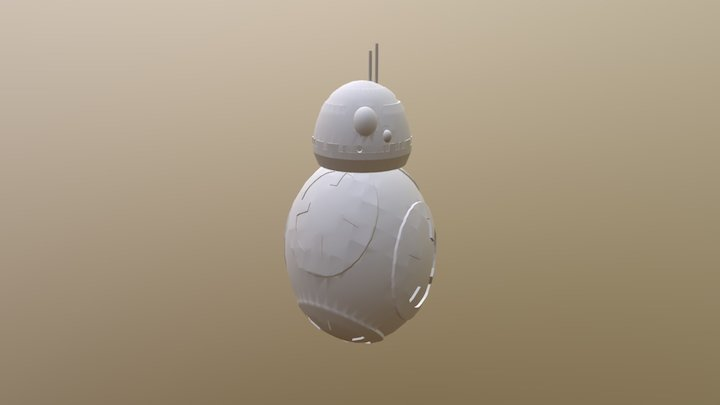 Copy Of Robot 3D Model