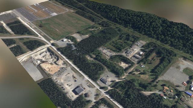 Airport 2 3D Model