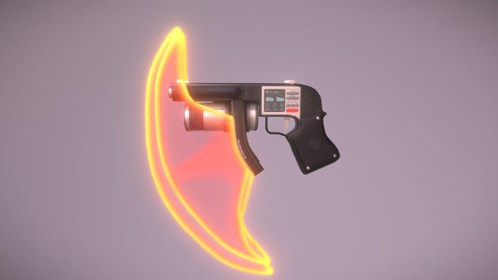[Commission] Kaiser Arms PSG-2 + EBA 3D Model