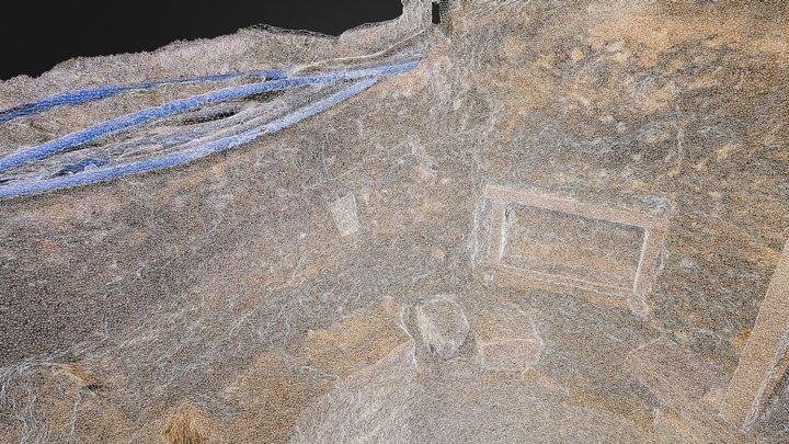 puits médiéval 3D Model