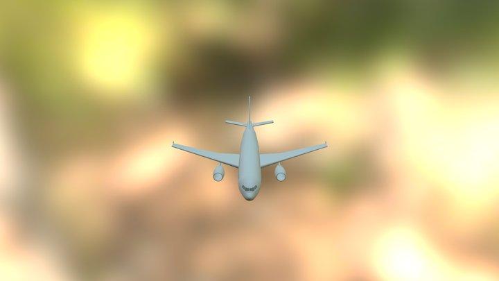 Airbus Stl 3D Model