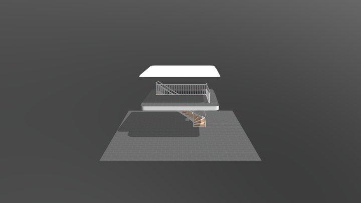 Rosentorpsvägen Oxie 3D Model
